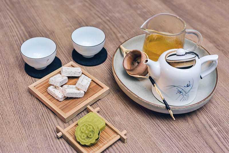 香片(含茶料):200元  (圖/張祐銘攝)