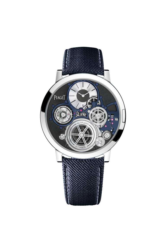 IWC「Portugieser葡萄牙」系列,40毫米自動腕錶,18K紅金錶殼╱價格店洽。(圖╱IWC提供)