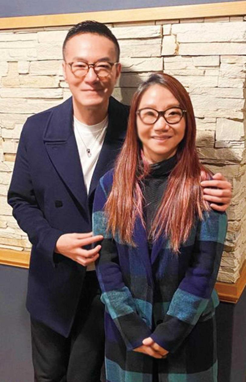 以發片歌手的身分上陶晶瑩電台節目的天天,過去是訪問過無數藝人的娛樂線記者。(圖/天天提供)