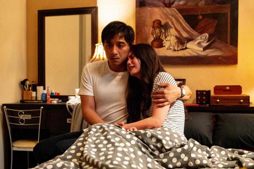 鄭人碩與楊丞琳完美演出失蹤兒童父母的心碎與焦慮。