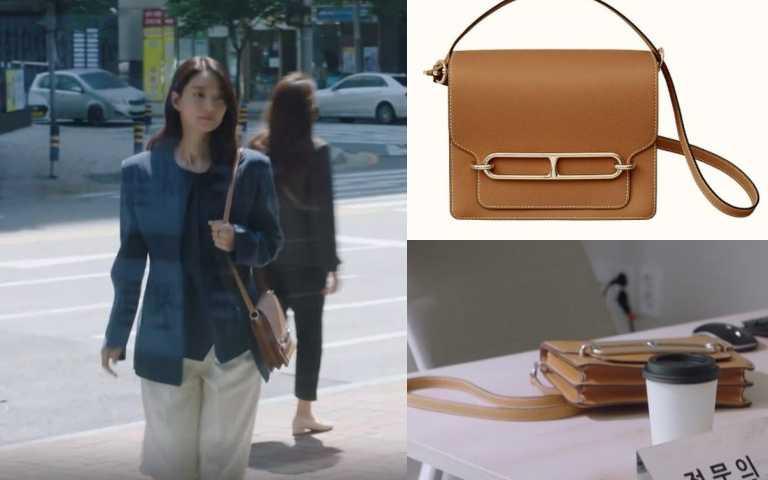 Hermès Roulis Mini系列(圖/IG、TVN、翻攝自網路)