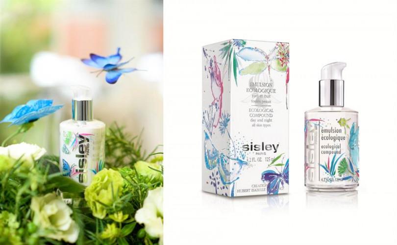 Sisley全能乳液2019年度限量瓶125ml/ NT7,300,2019年8月1日新登場。