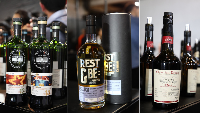 ▲左:SMWS。中:Rest & Be Thankful。右:Christian Drouin。(圖/華揚國際)