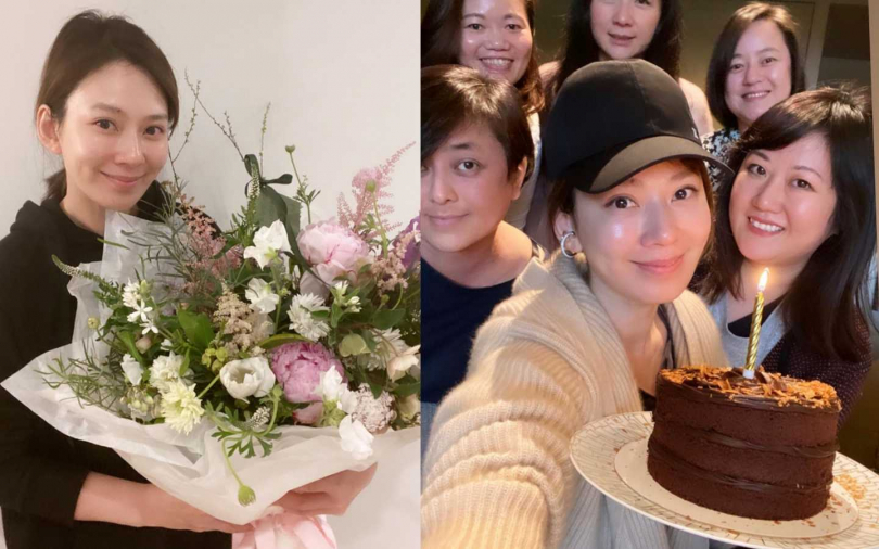 Melody臉書寫下自己41歲的生日感言。(圖/Melody ig)