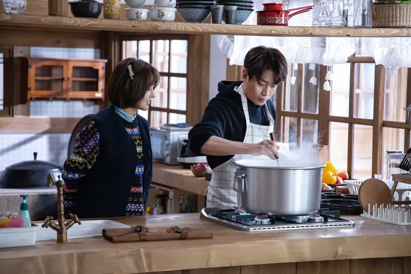 Eric廚藝精湛,網友封他為「料理男」。