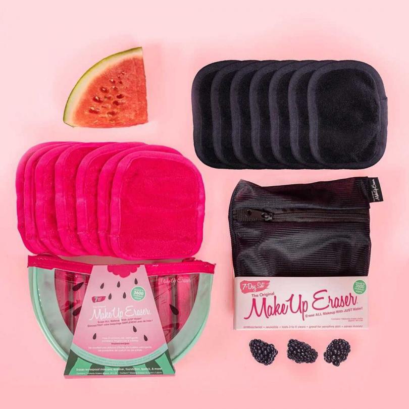 Makeup Eraser®原創魔法卸妝巾-隨身七件組 NT$890(圖/品牌提供)