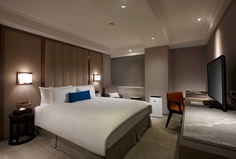 日式低調奢華的台北老爺大酒店。(圖/KLOOK提供)