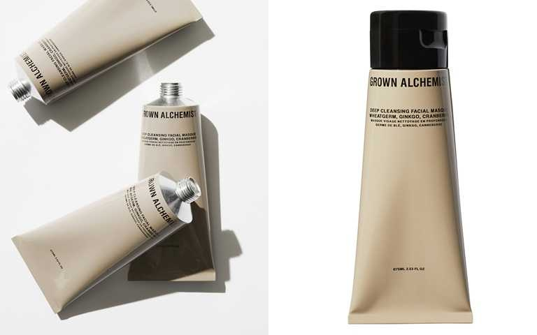 GrownAlchemist深層清潔面膜by 10/10HOPE 75ml/980元  在深層清潔毛孔的同時,更有助肌膚緊實;質地柔潤細滑,不須擔心會刺激皮膚或造成肌膚更乾燥。(圖/品牌提供)