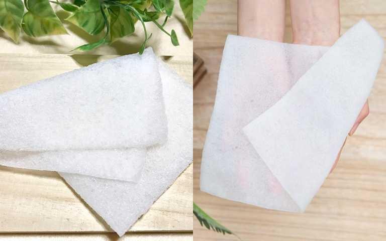 號稱水凝光洗顏蒟蒻海綿加強版的「水凝光嫩膚蒟蒻巾」,是專為泡泡清潔後加強粗糙、難清洗部位所設計。長條形巾狀方便擦洗後背與全身,利用植物纖維溫和帶走長期堆積的深層老廢角質,深度保濕,不留紅痕。(圖/品牌提供)