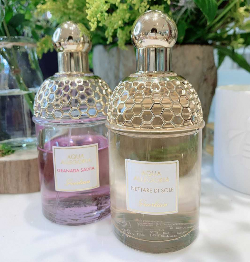 推薦可以跟夏恣紅榴淡香水疊擦,飄散出更自然更愉悅的果香。(圖/吳雅鈴攝影)