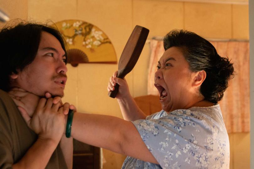 楊銘威新戲演鍾欣凌兒,典型媽寶加渣男讓他大呼「該對自己負責了吧」。(圖/公視)