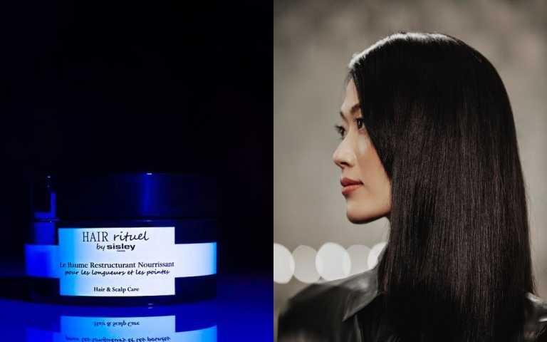 Hair Rituel by Sisley賦活重生奇蹟修護髮精萃125g/3,500元(圖/IG)