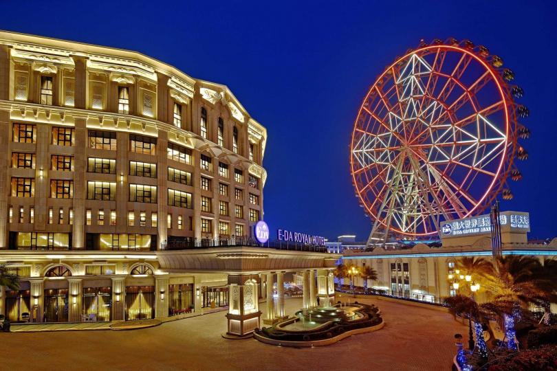 義大皇家酒店旅展推出「旅行趣」住宿券,兩天一夜只要3999元!