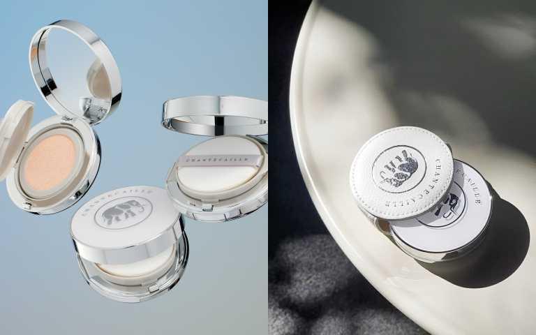 CHANTECAILLE鑽石精萃氣墊粉餅/4,300元/共4色/含氣墊粉餅*1與補充蕊*1(圖/品牌提供)