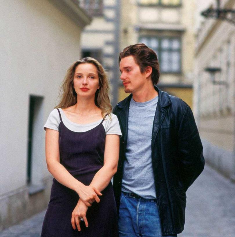 《愛在黎明破曉時》的靈感,源自導演李察林克雷特的親身經歷。(圖/華納兄弟提供)