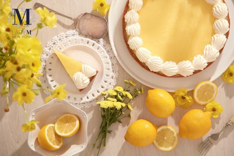 LadyM推出的檸檬塔。