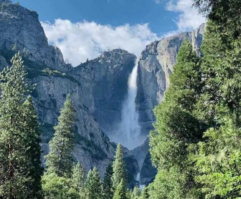美國疫情趨緩,陸續開放優勝美地國家公園等知名觀光景點。(圖/雄獅旅遊)