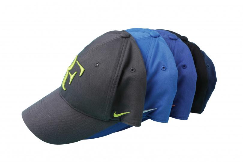 網球帽/500元~900元(攝影/戴世平)