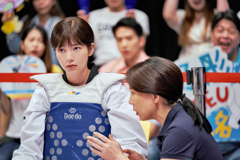 郎祖筠和郭雪芙在劇中是母女也是師徒。(圖/八大提供)