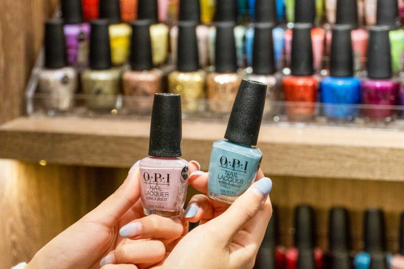 顧客只要加購168元,即可享受美甲彩繪。