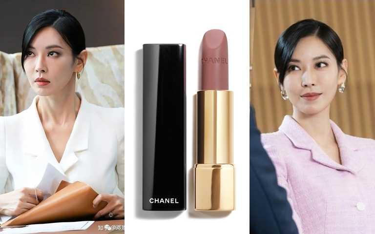 香奈兒超炫耀的絲絨唇膏 #62/1,350元(圖/翻攝網路、品牌提供)