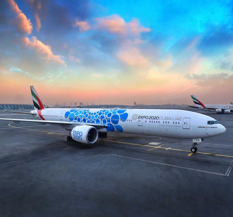 阿聯酋航空推出一日通行證,供購買該航空機票的旅客免費參觀世博會。