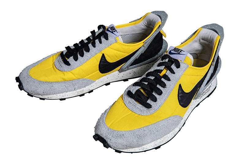 NIKE球鞋,倫敦購入,約新台幣5,000元。(圖/莊立人攝)