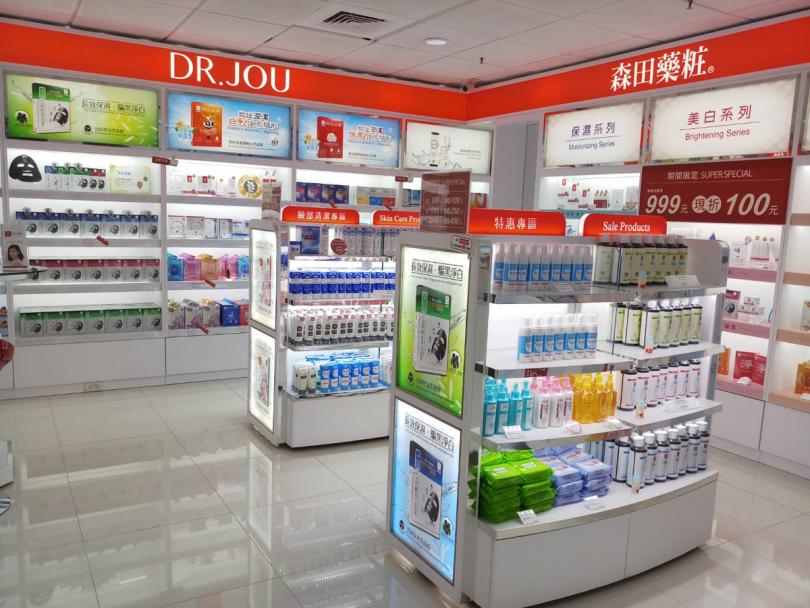 森田藥粧Dr.Morita茶樹甘草毛孔調理面膜,成為夏季面膜的熱賣常勝軍