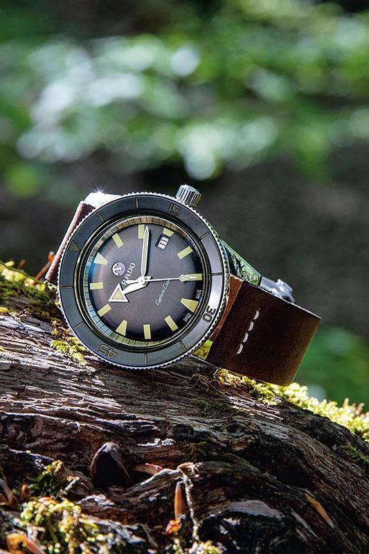 RADOCaptain Cook錶殼:不鏽鋼材質/錶徑42mm機芯:C07.611自動上鍊/振頻每小時21,600次/儲能80小時功能:大三針/日期防水:200米定價:61,900元