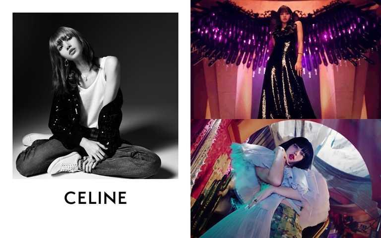 (圖/翻攝自Celine IG、《How You Like That》MV截圖)