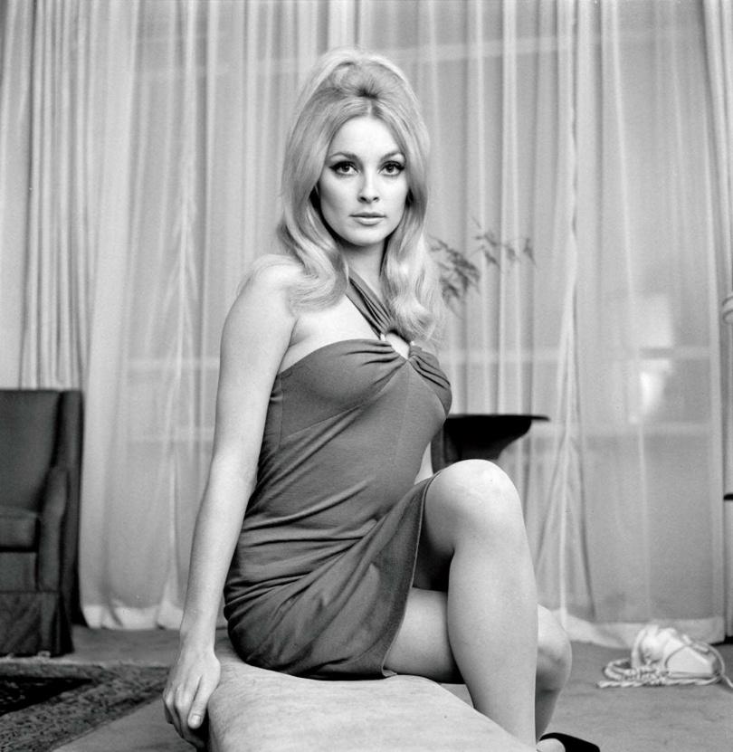 莎朗蒂是60年代的好萊塢紅星,得年僅26歲。(圖/翻攝自IMDb)