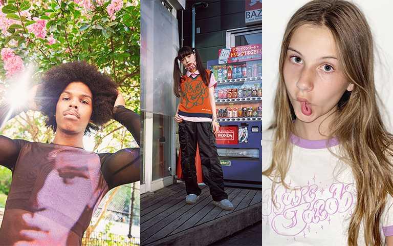 90年代和00年代著迷的族群對於時尚有自己的見解;透過網路,他們對於藝術、音樂、影像更擁有龐大且廣泛的知識,年輕、富有創造力且洞悉一切流行元素。(圖/Marc Jacobs提供)