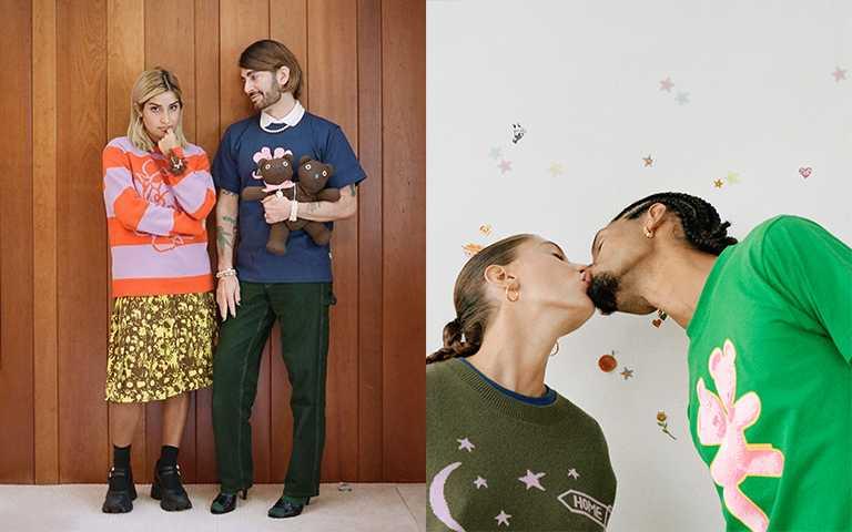 Marc Jacobs擁有次文化和顛覆傳統的傳承品牌;虛假的世界中依舊能感受到真實,是新世代的年輕人所渴望,也是Heaven系列的意義。(圖/Marc Jacobs提供)