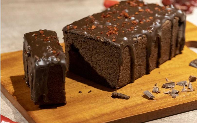 麻辣巧克力蛋糕。(圖/全聯提供)
