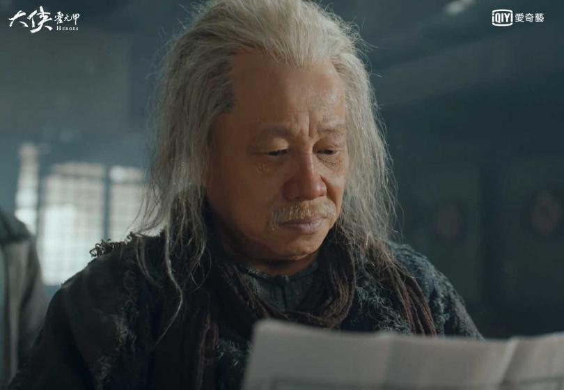 梁小龍因周星馳電影《功夫》飾演火雲邪神再次翻紅, 過去曾飾演多次陳真。(圖/愛奇藝台灣站提供)