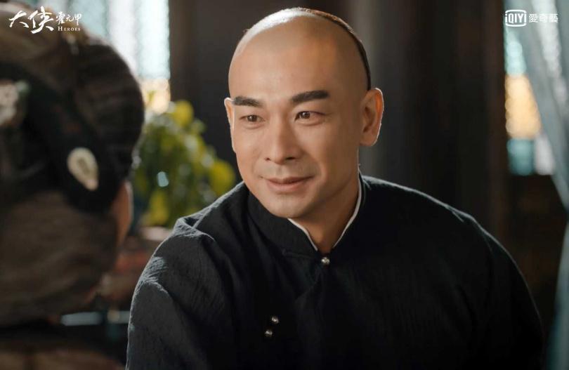釋小龍首次與趙文卓合作。(圖/愛奇藝台灣站提供)