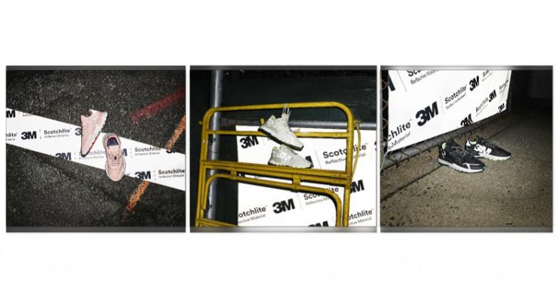 即日起到指定門市購買NITE JOGGER x 3M聯名鞋款,將隨機贈送反光貼紙一組,數量有限,送完為止。 (圖/adidas Originals提供)