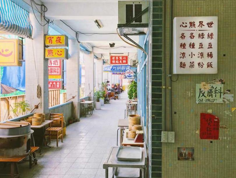 《天橋上的魔術師》耗資8000萬台幣打造中華商場,片場因肺炎疫情取消開放參觀計畫。