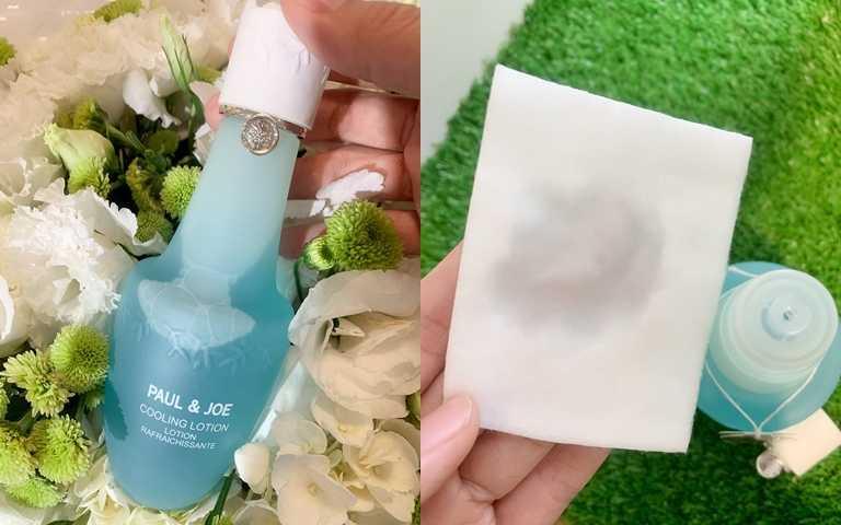 PAUL&JOE橄欖沁涼化妝水 200ml/1,090元(圖/吳雅鈴攝影)