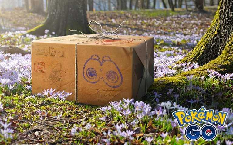 Longchamp將於Pokémon GO遊戲上推出限定角色。(圖/Pokémon GO)