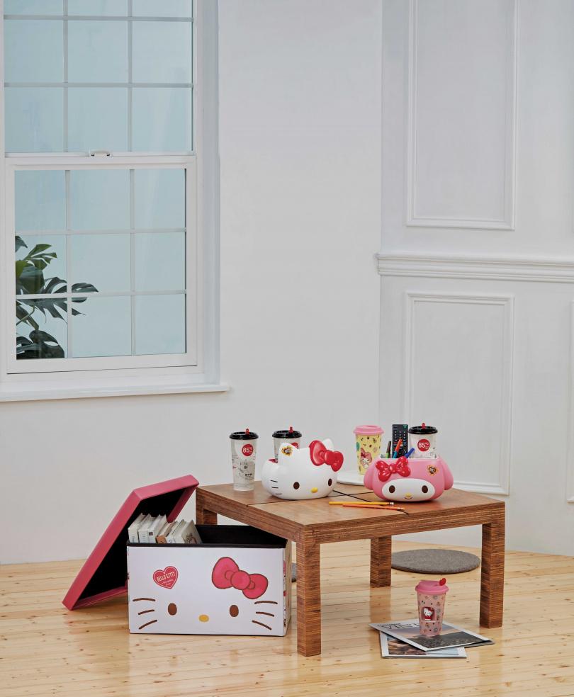 85ºC推出多款限量加價商品,Hello Kitty和My Melody控不要錯過!