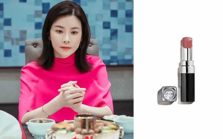 編輯推薦:CHANEL COCO星綻唇膏 #116 夢想 3g/1,350元(圖/IG、品牌提供)