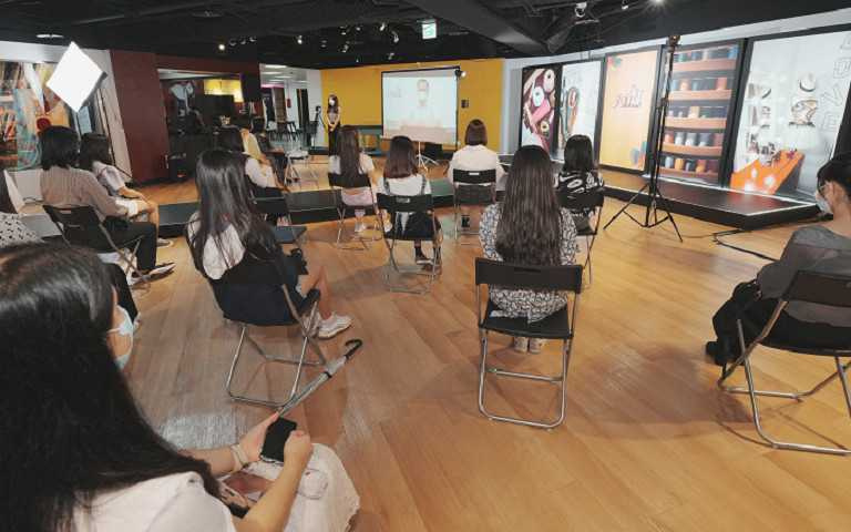 秀17活動不僅展現青年學子自主學習的能力,更是將青春不畏困難、勇於挑戰的精神發揮淋漓盡致。