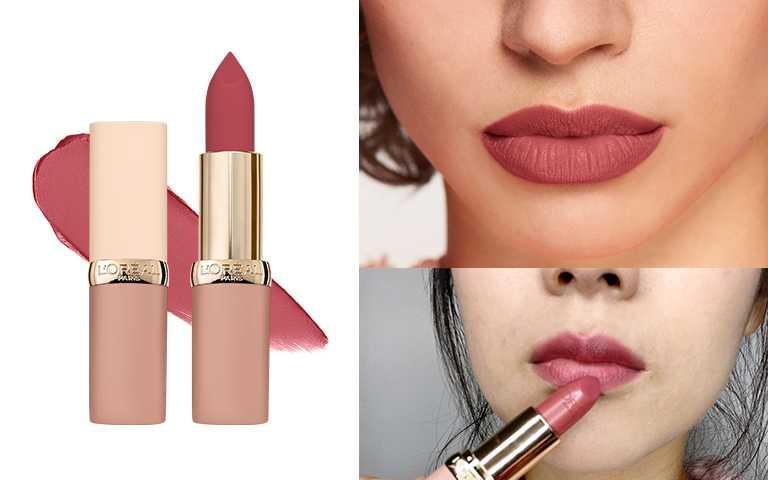 L'Oréal Paris 粉霧訂製唇膏限量版#309別偽裝3.7g/NT450 (圖/巴黎萊雅提供,彭靖芸攝)
