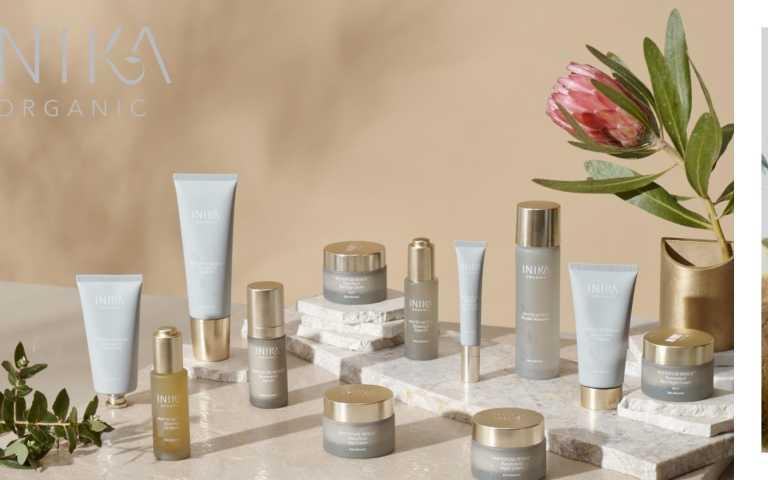 繼INIKA Organic天然有機彩妝後,再度推出有機保養系列。(圖/品牌提供)