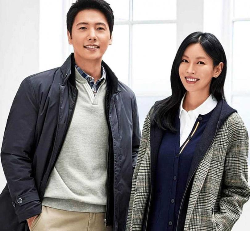 金素妍透露,老公李尚禹(左)會為她煮菜補充元氣,讓她可以充滿精力地上工。(圖/翻攝自金素妍IG)