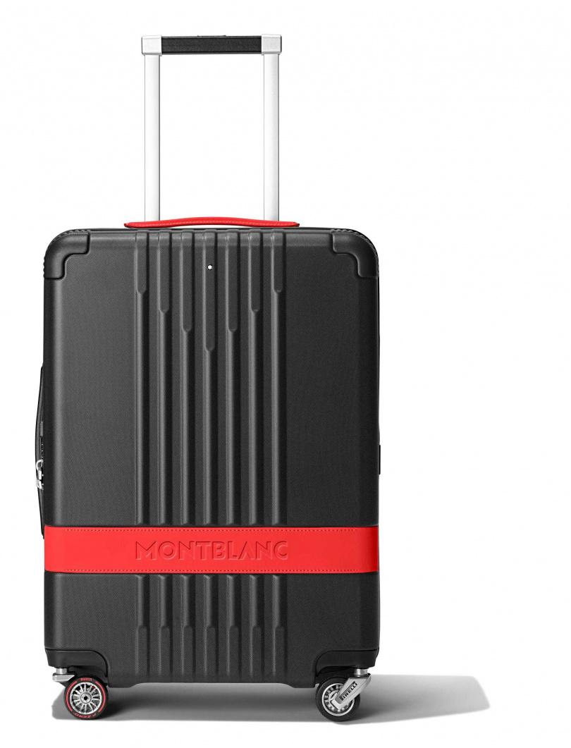 萬寶龍x倍耐力聯名款限量行李箱,NT$38,900