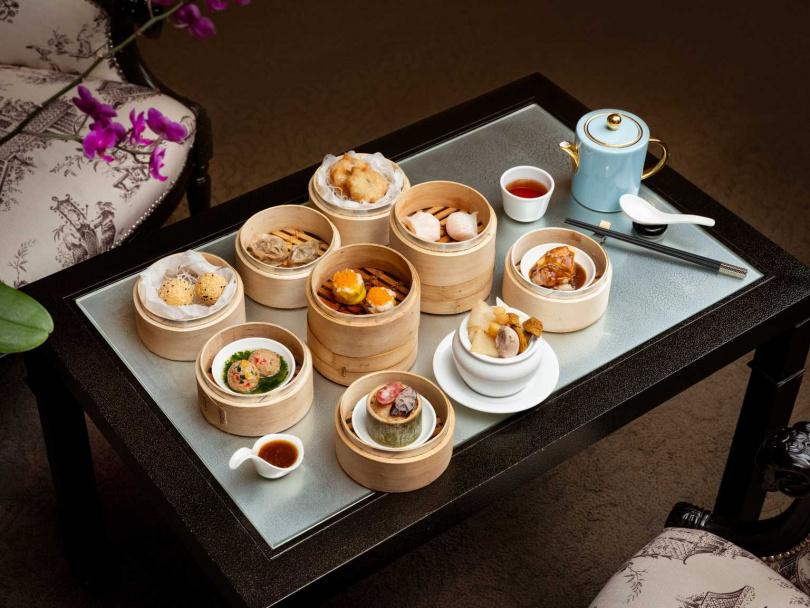 「悅點‧悅饗」東方味午茶。(圖/台北君悅酒店提供)