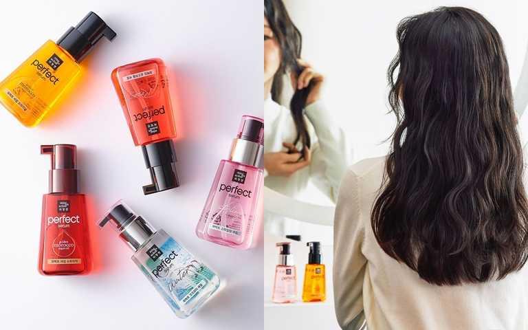 熱銷突破6000萬瓶的超驚人數字,在韓國它可是No.1的護髮油首選。(圖/IG@miseenscene.official)