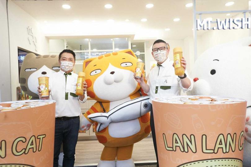 「Mr.Wish鮮果茶玩家」在全台有超過50家門市。